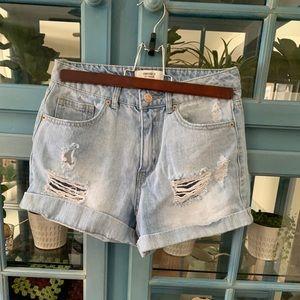 🤍2/15$🤍High Wasted Shorts